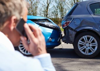 What is the death rate due to car accidents in corpus Christi?